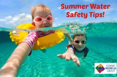 Drowning is the leading cause of death for children between the ages of 1-4. The CDC also reports that nearly 80% of people who die from drowning are male. As we head into summer, find out how to keep your kids safe in the water.