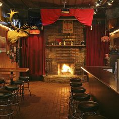 10 Best Bars With Fireplaces In San Francisco