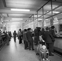 Peter Street, St Albans, Post Office, Track Lighting, 1970s, England, Ceiling Lights, Memories, Marketing