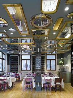 Prioriting Hygiene In Restaurant Design: marvelous-futuristic-glamour-restaurant-design-free-download-luxury-restaurant-design – xtrainradio