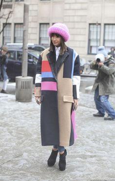 Miroslava Duma - Fashion Icon