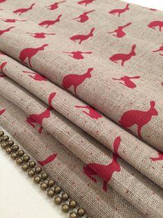 Roman blind in gorgeous, custom printed Peony & Sage fabric