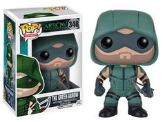 Pop! TV: Arrow - The Green Arrow - Arrow (TV Show) Funko Figures