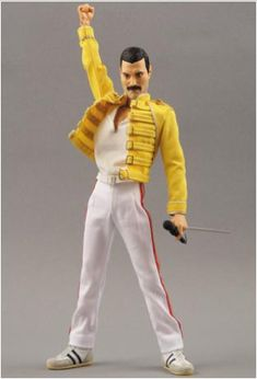 Freddie Mercury Cake Topper,Queen Cake Topper,Freddie ...
