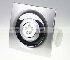 Delicieux Kitchen, Bathroom Ceiling Exhaust Fan With LED Light