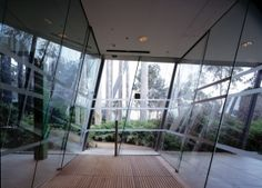 Dorma Doors Security Solutions, Glass Walls, Interior Inspiration, Doors, Architecture, Home, Arquitetura, House, Homes