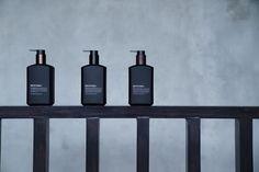 Hunter Lab Line Up Super Natural, Modern Man, Natural Skin Care, Lab, Promotion, Bottles, Skincare, Packaging, Photoshoot