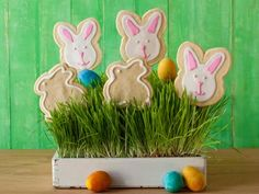 Find our best recipes for Easter brunch and dinner, from deviled eggs to perfect ham and sweet desserts from Food Network.