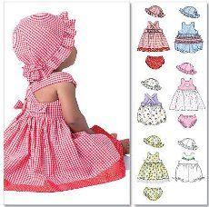 Check out this super adorable curated list of free baby clothes patterns, some are PFD digital downloads and some are tutorials... go on, get started...