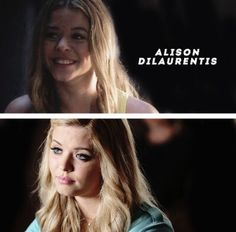 Alison then/now