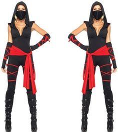 157 best warrior costume images on pinterest in 2018 costume fancy mark up party deadly ninja warrior costume woman adult halloween fe1689 solutioingenieria Images