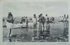 Pootje baden in Zandvoort