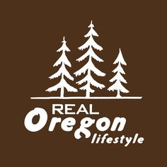 This logo prototype was inspired by the highway signs seen across Oregon. Vintage typefaces from Walden Font. Graphic Design Fonts, Oregon, Inspired, Signs, Logo, Vintage, Inspiration, Biblical Inspiration, Logos