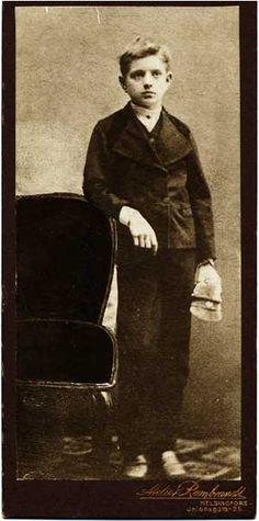 Jean Sibelius - Wikipedia, the free encyclopedia