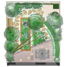 Afbeeldingsresultaat voor zelf een tuin ontwerpen