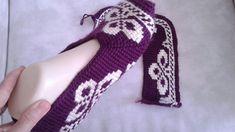 Baby Knitting Patterns, Knitting Socks, Fingerless Gloves, Arm Warmers, Crochet, Youtube, Crafts, Loafers & Slip Ons, Crochet Shoes