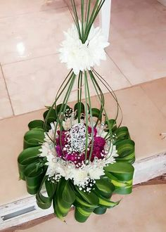 BABY SHOWER~Floral arrangement