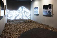 Kong Lingnan, CIGE 2011, Gallery Yang Gallery, Roof Rack