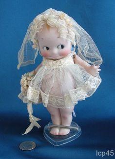 KEWPIE flapper BRIDE - easy dress to make