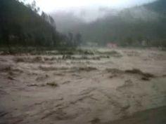 Cj Neerja sent us this video of the Swollen river.