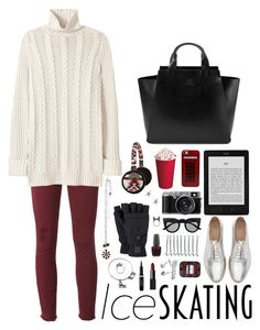 """Ice Skating Style"" by captainsolo ❤ liked on Polyvore featuring IRO, Winser London, OPI, Daou, Retrò, Pendleton, Alex and Ani, NARS Cosmetics, Kim Rogers and Zara"