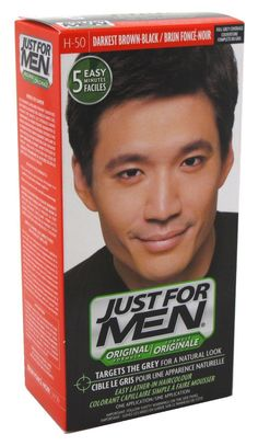 Just For Men Shampoo-In -H-50 Haircolor Darkest Brown/Black (6 Pack) *** Read more  at the image link.
