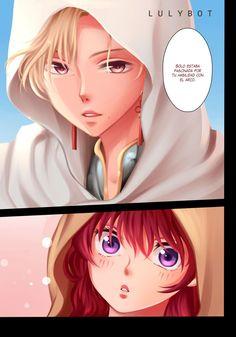 Akatsuki no Yona Capítulo 131 página 16 - Leer Manga en Español gratis en NineManga.com