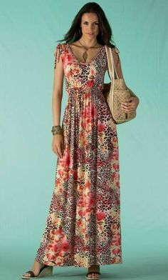 Awesome long summer dresses for girls 2018-2019 Check more at http://myclothestrend.com/dresses-review/long-summer-dresses-for-girls-2018-2019/