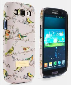 Love this Samsung galaxy case. Ready for spring!