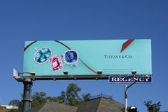 Another great Tiffany & Co. Billboard