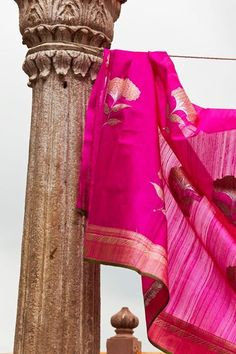 Ekaya: pure hand-crafted saris and textiles, especially rare, revived Banarasi weaves.  www.ekaya.in