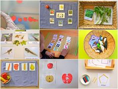 a ton of great ideas to do with babies and preschoolers!