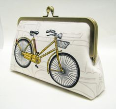 the romantic bicycle...so cute!