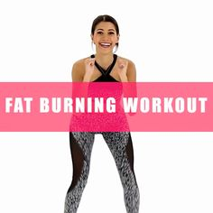 Do 20 mins of Fat burning workout Daily! Do 20 mins of Fat burning workout Daily! Fat burning at home workout for women Hiit Workout Videos, Fitness Workouts, Hiit Workouts At Gym, Hiit Workouts With Weights, Hiit Workouts For Beginners, Hiit Workout At Home, Fitness Workout For Women, Sport Fitness, Butt Workout