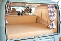 Our restored 1974 Sunliner Kombi Kombi Camper, Camper Van, Interior Kombi, Best Motorhomes, Cabins And Cottages, Van Life, Glamping, Bunk Beds, Volkswagen
