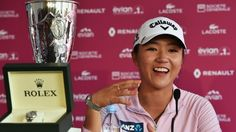 With her first major in the bag, Kiwi golf sensation Lydia Ko is eyeing Olympic gold in Rio.