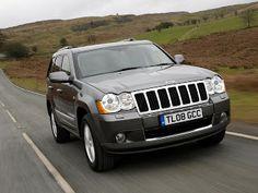 Jeep: Jeep Grand Cherokee UK Version 2011