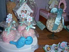 Maçãs com cobertura de chocolate #festapassarinhos