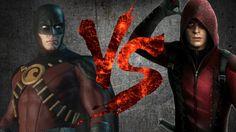 Красный Робин VS Арсенал [Bifrost Fight Club 3.0]