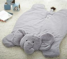 Elephant Plush Play Mat #pbkids