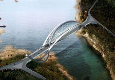 современные проекты мостов: 17 тыс изображений найдено в Яндекс.Картинках