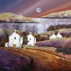 Autumn Calm II by John McKinstry