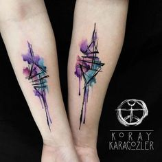 tattoos for couples on forearms                                                                                                                                                                                 Más