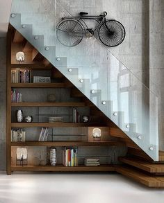 We love this contrast with wood and glass for these stairs. Great storage underneath  #stair #stairs #stairsdesign #staircase #glass #glassdesign #storage #storageideas #storagedesign #storagespace #understairs #wood #wooden #woodwork #woodworking #carpentry #carpenter #joinery #homestyle #homestyling #homeideas #homedesign #tradesman #tradie #makita #festool #dewalt