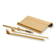 "15"" Wide Tambour Door Kit - Maple (#C02-VMA-1) by Omega National Products"