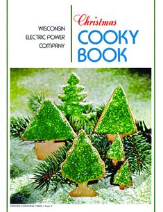We Energies Cookie Book Covers No Bake Cookies, Baking Cookies, Christmas Cookies, Christmas Ornaments, Caramel Bars, Cookie Company, Electric Company, We Energies, Holiday Traditions
