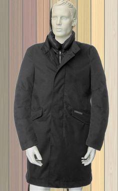 Padded coat FICUS cod.8907MF021