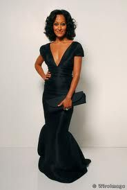 To be fit, and lovely and debonaire like Traci Ellis Ross