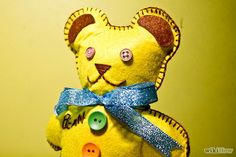How to Make an Easy Teddy Bear: 10 Steps (with Pictures)
