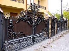 Ковані вироби сходи ворота балкони дашки Дрогобыч - изображение 1